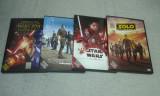 Star Wars - Dublate si subtitrate in limba romana, DVD