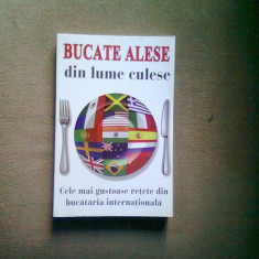 BUCATE ALESE DIN LUME CULESE
