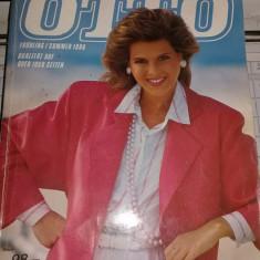 Revista/Catalog moda femei-barbati-copii,mobila,desing, OTTO 1986,T.GRATUIT
