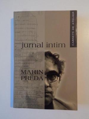 JURNAL INTIM , CARNETE DE ATELIER de MARIN PREDA , 2004 foto