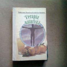 TERAPIA NATURISTA-RADUCANU DUMITRU,ECATERINA DUMITRU,EDITURA STIINTIFICA,1992