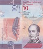 Venezuela 10 Bolivares 2018 UNC