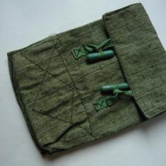 Portincarcator/cartusiera textila