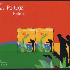 PORTUGALIA Madeira 2004, EUROPA CEPT, MNH