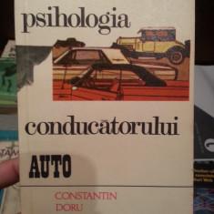 PSIHOLOGIA CONDUCATORULUI AUTO-CONSTANTIN DORU BLAJ