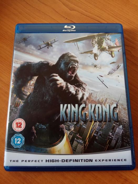 King Kong [Blu-Ray Disc] fara subtitrare in limba romana