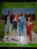 Revista/Catalog moda femei-barbati-copii,mobila,desing SCHOPFLIN 1982,T.GRATUIT