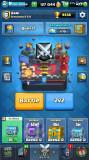 Cont Clash Royale + Clash of Clans