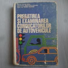 Pregatirea si examinarea conducatorilor de autovehicule – Victor Beda, Mihalache Stoleru, Romeo Puscasu