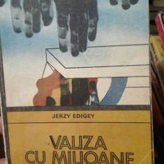 Valiza cu milioane – Jerzy Edigey