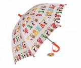 Umbrela pentru copii Colourful Creatures