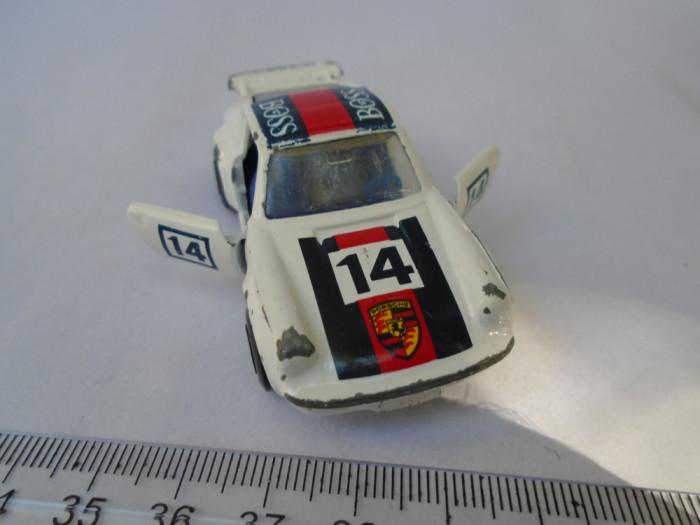 bnk jc Matchbox  Porsche Turbo -