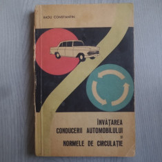 Invatarea conducerii automobilului si norme de circulatie – Radu Constantin