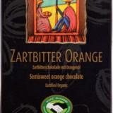 Ciocolata amaruie cu portocale 55% cacao Bio 80g Rapunzel