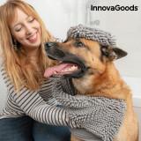 Prosop Ultra Absorbant petru Animale de Companie InnovaGoods