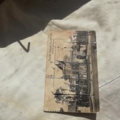 Bucuresti, Expozitia  Nationala 1906 cu burduf