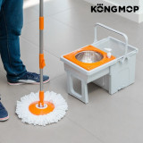 Mop Rotativ cu Galeata Culisanta Kong Mop Easy
