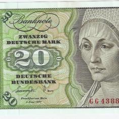 GERMANIA 20 MARCI 1977 UNC