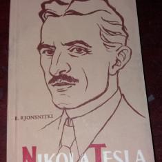 NIKOLA TESLA  B. RJONSNITKI