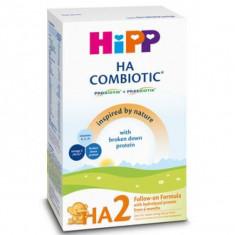 Formula lapte hipoalergenic HA 2 Combiotic 350g HiPP