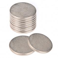 Magnet Puternic în Formă de Disc