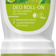 Deodorant roll-on Bio cu lime si verbina 50ml Lavera