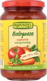 Sos tomate bolognese vegetariana Bio 340g Rapunzel