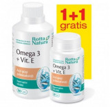 Omega 3 + Vitamina E 90+30 capsule Rotta Natura