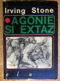 Irving Stone – Agonie si extaz