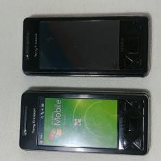 Sony ericsson xperia x1, Negru, <1GB, Neblocat