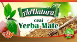 Ceai Yerba Mate 25 plicuri AdNatura, Adserv