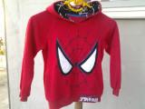Spiderman by H&M fleece hanorac - bluza copii mar. 6 - 7 ani