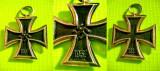 WW2-Crucea de Fier-al-3-lea Reich 1913-1939-medalia originala.