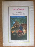 Jules Verne – Agentia Thompson and Co {Col. Jules Verne}