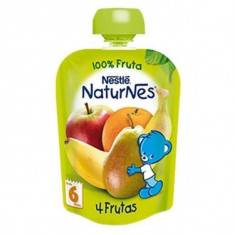 Piure Naturnes din 4 fructe 90g Nestle