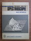 Tehnici noi de spectroscopie - Alex Butucelea