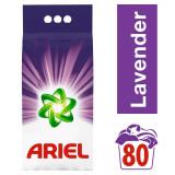 Ariel Lavanda detergent automat pudra 80 spalari 8 kg