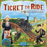 Joc Ticket To Ride Map Collection Volume 4 Nederlands
