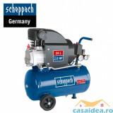 Compresor 24L HC25 Scheppach 5906115901