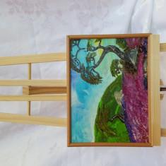 Tablouri pictate manual