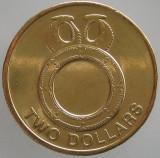 INSULELE SOLOMON - 2 Dollars 2012 UNC