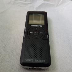 REPORTOFON PHILIPS VOICE TRACER LFH0622 :2 GB MEMORIE FLASH,USB  FUNCTIONAL
