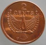 INSULELE SOLOMON - 2 Cents 2006 UNC