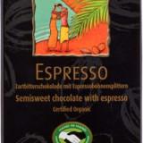 Ciocolata amaruie cu expresso 55% cacao Bio 80g Rapunzel