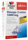 Aktiv Omega-3 Extra 1000mg 120 cps DoppelHerz