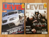 Lot 2 reviste Level anul 2009, noiembrie si decembrie