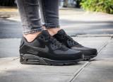 Nike Air Max 90-537384-046, 41 - 43, Negru