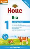 Lapte praf ecologic de vaca Fomula 1 Gr.0 - 6 luni 400g Holle