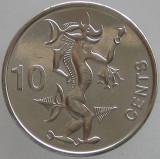 INSULELE SOLOMON - 10 Cents 2012 UNC