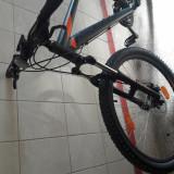 Bicicleta nakamura furious, 27.5, 8